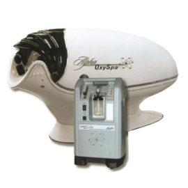 Капсула ALPHA OXY SPA SYSTEM (сухая, кислородная)
