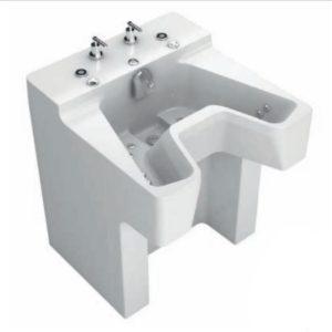 Гидромассажная медицинская ванна для рук Aquator AQ-51