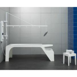 Горизонтальный душ «Vichy Classic» Модель 5.58-4 D Unbescheiden