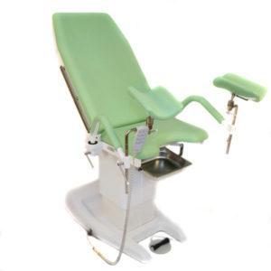 Кресло гинекологическое КГ-6-1 с ножным пультом управления