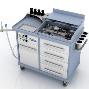 Комбайн ENERGY plus с радионожом БМ780(Германия), дымоотсосом и системой хранения.