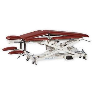 Массажный стол с двумя электроприводами на X-раме EXPERT - 2M  (Fysiotech)