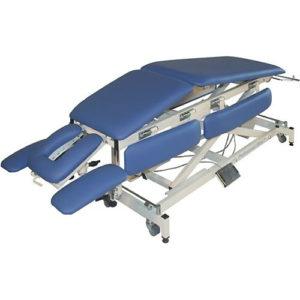 Массажный стол с двумя электроприводами на X-раме ULTRA - 2MX  (Fysiotech)