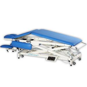Массажный стол с электроприводом на X-раме PROFESSIONAL - MX (Fysiotech)