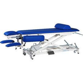Массажный стол с электроприводом на X-раме STANDARD - MX (Fysiotech)