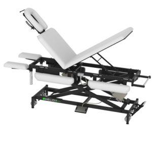 Массажный стол X203KP на Х-раме c двумя электроприводами