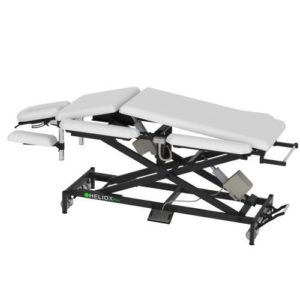 Массажный стол X203P на Х-раме c двумя электроприводами
