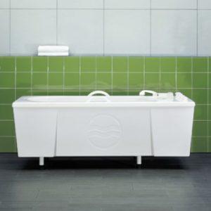 Медицинские бальнеологические ванны для натуральной минеральной, термальной, морской воды, сероводородных и радоновых процедур Unbescheiden