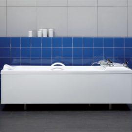 Медицинские многофункциональные гидромассажные ванны. Модель 1.5-15 S/LT «Vitality» Unbescheiden