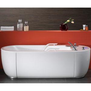 Многофункциональные гидромассажные ванны Caracalla и Pacific Unbescheiden