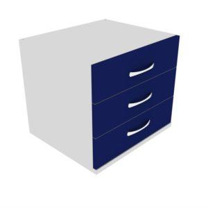 Модуль с 3-мя ящиками 202-001-5
