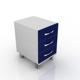 Модуль с 3-мя ящиками 202-002-3