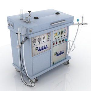 Наиболее полный и универсальный набор оборудования для ЛОР-врача Expert Energy в одном корпусе.