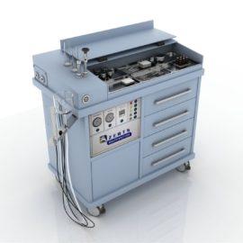 Наиболее полный и универсальный набор оборудования для ЛОР-врача Expert plus