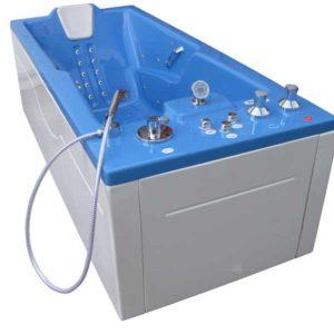 Ванна анатомической формы «Okkervil SPA» для бытового и коммерческого использования