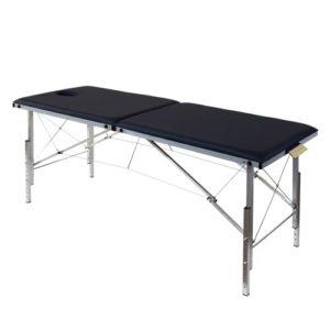 Раскладной массажный стол с системой тросов и регулировкой высоты Th190