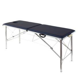 Раскладной массажный стол с системой тросов Т185
