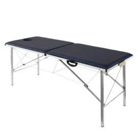 Раскладной массажный стол с системой тросов Т190