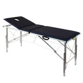 Раскладной трехсекционный массажный стол с регулировкой высоты 3Th185