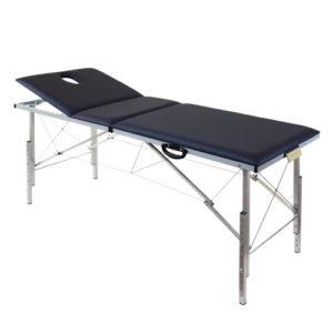 Раскладной трехсекционный массажный стол с регулировкой высоты 3Th190