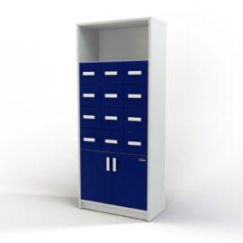 Шкаф картотечный 105-004-3