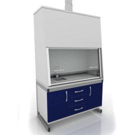Шкаф вытяжной медицинский 205-001-1-2000/2100