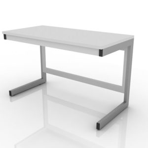 Стол лабораторный 201-001-1-750/850