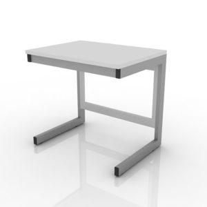 Стол лабораторный 201-001-2-750/850