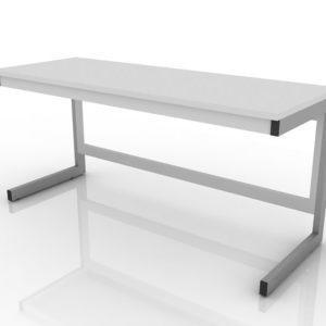 Стол лабораторный 201-001-3-750/850
