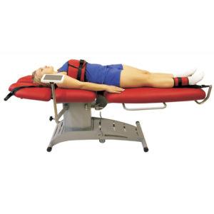 Тракционный стол (кровать) для сухого вытяжения позвоночника Ormed. «Ормед-Тракцион»