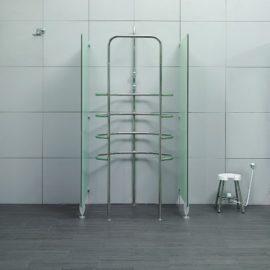 Циркулярный душ. Модель 5.56-9 S Unbescheiden