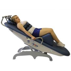 Установка для роликового массажа и вытяжения позвоночника Ormed.  «Ормед-Профилактик»