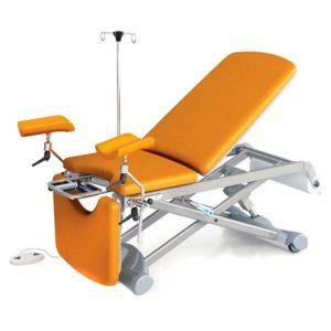Кресло гинекологическое 3-х секционное Givas AV 4038