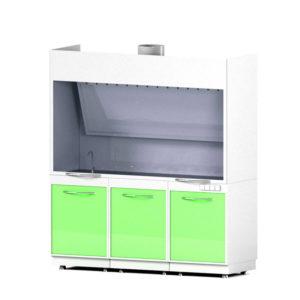 Шкаф вытяжной закрытого типа AR-LV3 (Металл в полимере)