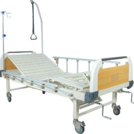 Медицинская кровать MM-044 (3 функции)