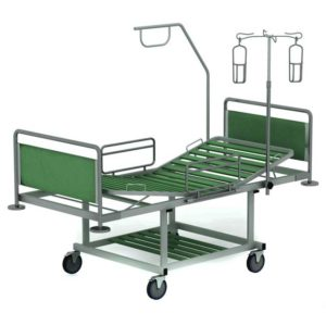Кровать медицинская 2-х секционная АТ-К5