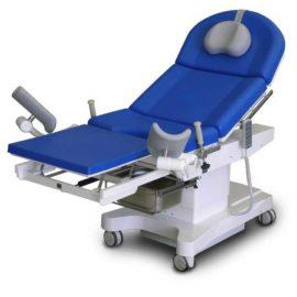 Стол для родовспоможения с регулировкой положения ложа электроприводом СР-01