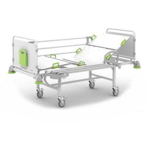 Кровать функциональная пятисекционная с механической регулировкой КФ4.02