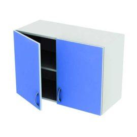 Шкаф навесной (настенный) двухстворчатый М-ШН-80