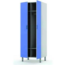 Шкаф для одежды двухстворчатый М-ШОп-60 (вид 1)