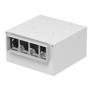Ламинарные потолки для ЛПУ Лам-600