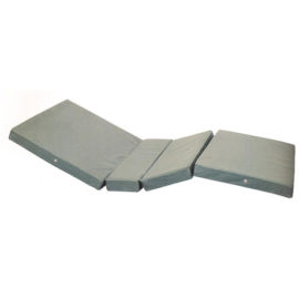 Матрац 4-секционный, с чехлом из водоотталкивающей ткани «Armed»