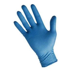 Перчатки латексные текстурированные High Risk BENOVY, S, 25 пар