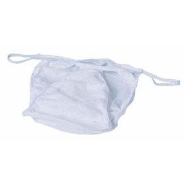 Трусы бикини мужские, спанбонд (белые), 25 шт