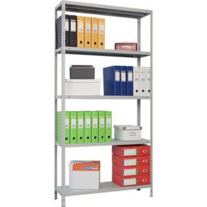 Архивные медицинские стеллажи СТМ MS 200/100х40/6 (6 полок)