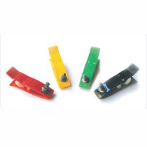 Комплект электродов на конечности для ЭКГ с винтом и зажимом 0102008
