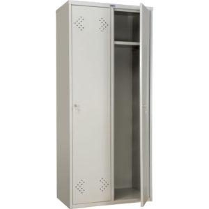 Медицинские шкафы для раздевалок ПРАКТИК МД LS(LE)-21-80