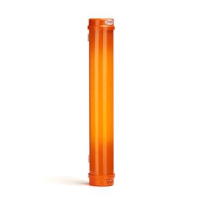 Облучатель-рециркулятор медицинский «Armed» СH111-115 с индикатором наработки ламп (пластиковый корпус, оранжевый)