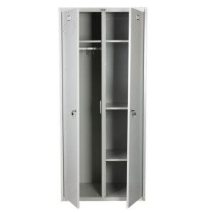 Медицинские шкафы для раздевалок ПРАКТИК МД LS (LE)-21-60 U
