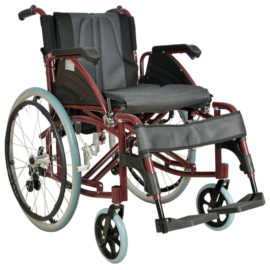 Кресло-коляска механическая FS208LAP(МК-006/46)